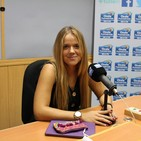 Gemma Alonso, fisioterapeuta de la Clínica Universitaria de la URJC