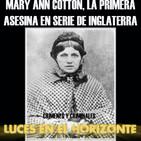 Luces en el Horizonte: MARY ANN COTTON, LA PRIMERA ASESINA EN SERIE DE INGLATERRA