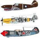 Colores de Guerra en los aviones de la Segunda Guerra Mundial - MyA 20 + CBP