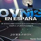 La Puerta al Misterio - Ovnis en España 50 Avistamientos y encuentros con tripulantes Javier Pavón