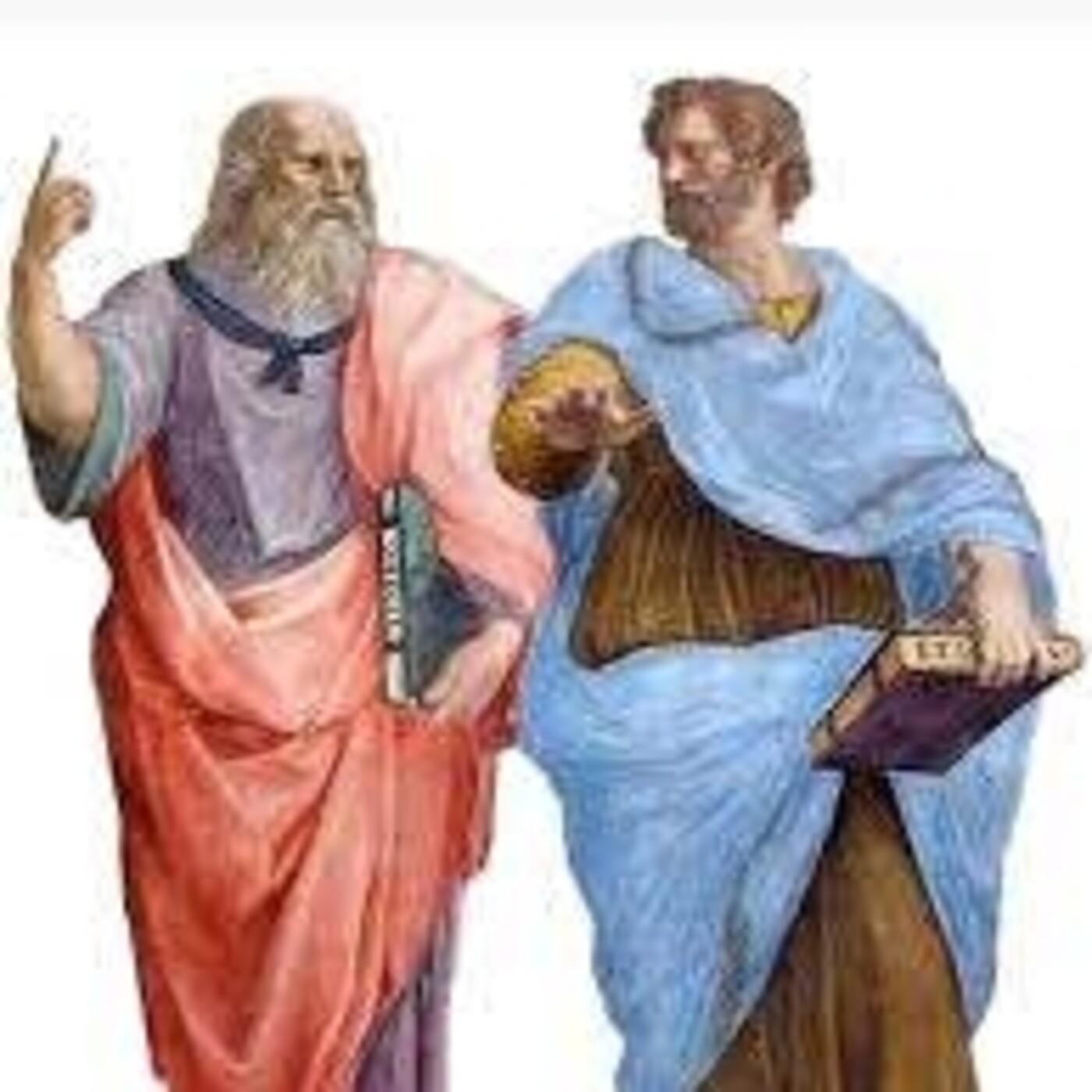 ARISTÓTELES (y2) La metafísica y el cambio...