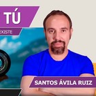 DONDE YO SOY TÚ. El vínculo que une todo lo que existe con Santos Ávila