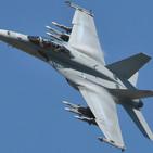 PTMYA T1EP14: noticias. F-18 Hornet y SuperHornet - mito y realidad
