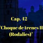 "Noche Americana, Cap. 41 ""Choque de trenes II (Rodalies)""."