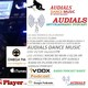 Audials Dance Music Con Victor Velasco Set N96 Radio Podcast Dance Audials Asturias Radio