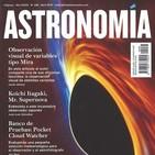 Revista Astronomía. Conversa con Ángel Gómez Roldán.