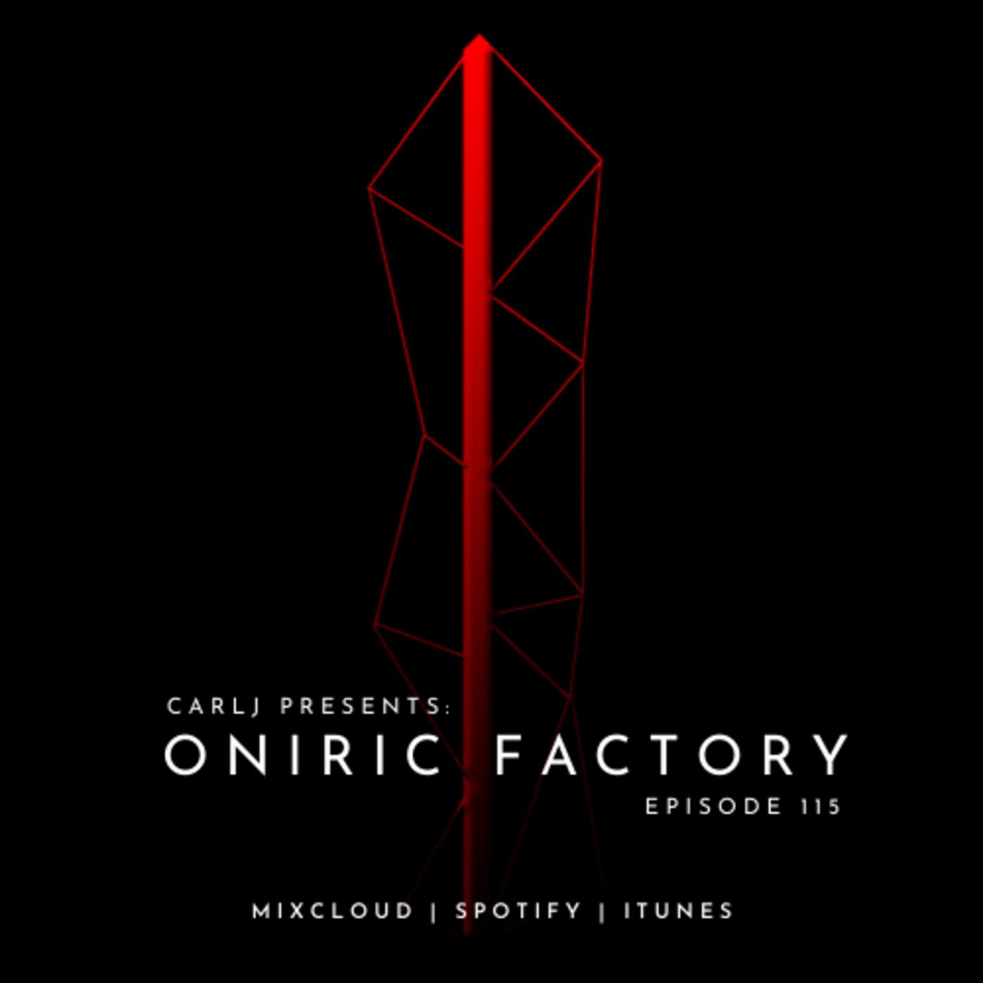 Oniric Factory Sessions 115