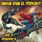 Ansia Viva Vol.3 - Episodio 4 – Monetes At War #1: Batman Vs Spiderman