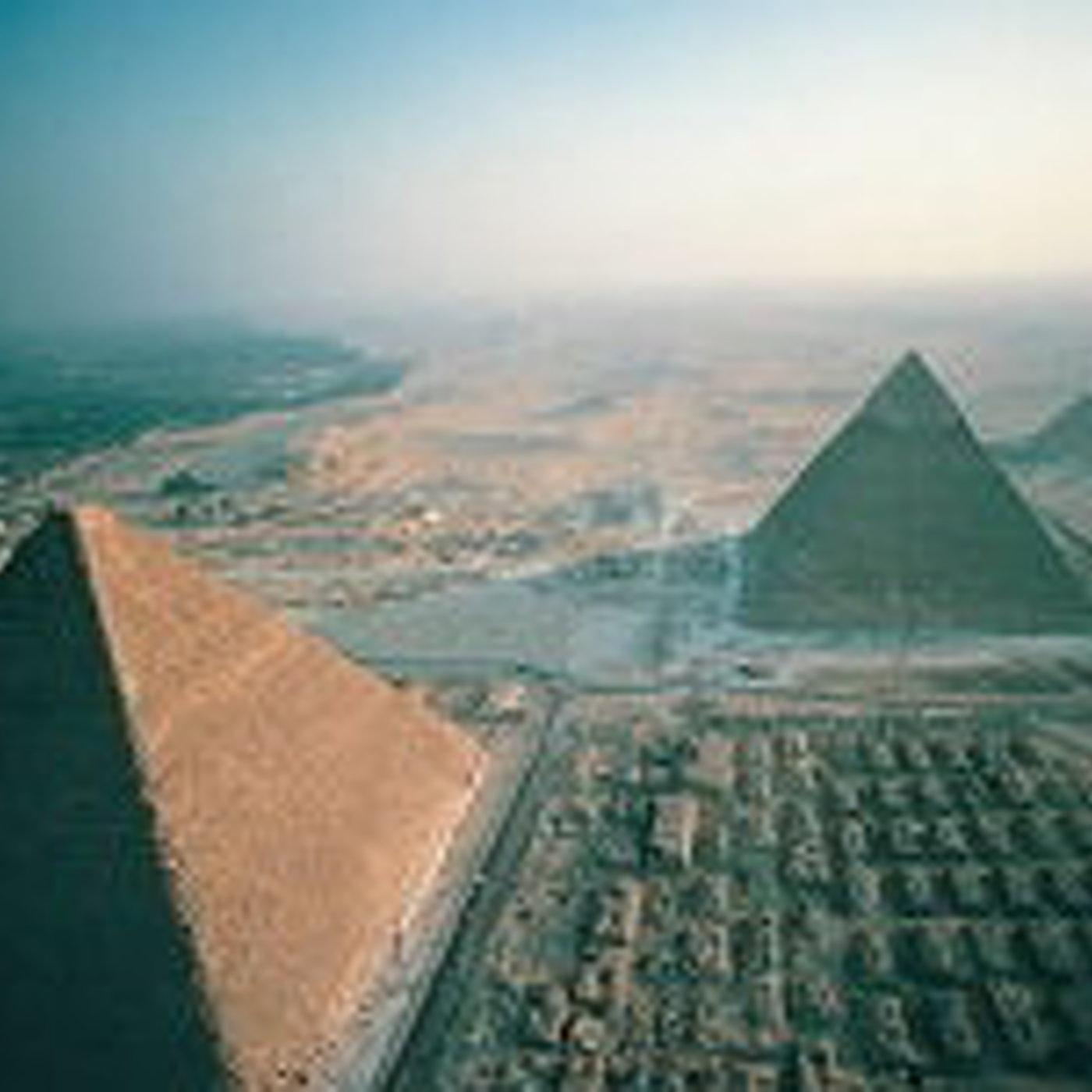Los enigmas de la Pirámide - Dr.Jiménez del Oso en ...