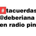 #tacuerdas hoy es 7 de abril de 1987