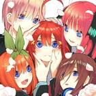 Base Otaku Manga 61 - Quintillizas y road trip
