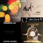 Programa 269: A Oscuras Improvisando; AIRE, Vidal & Pereira i AFTERGLOW
