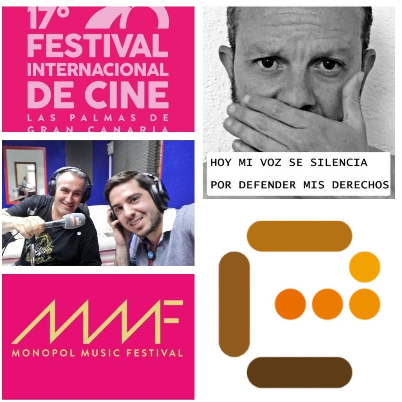Sheldon Cooper y Kylo Ren se quedan mudos, LPA Film Festival y MMF