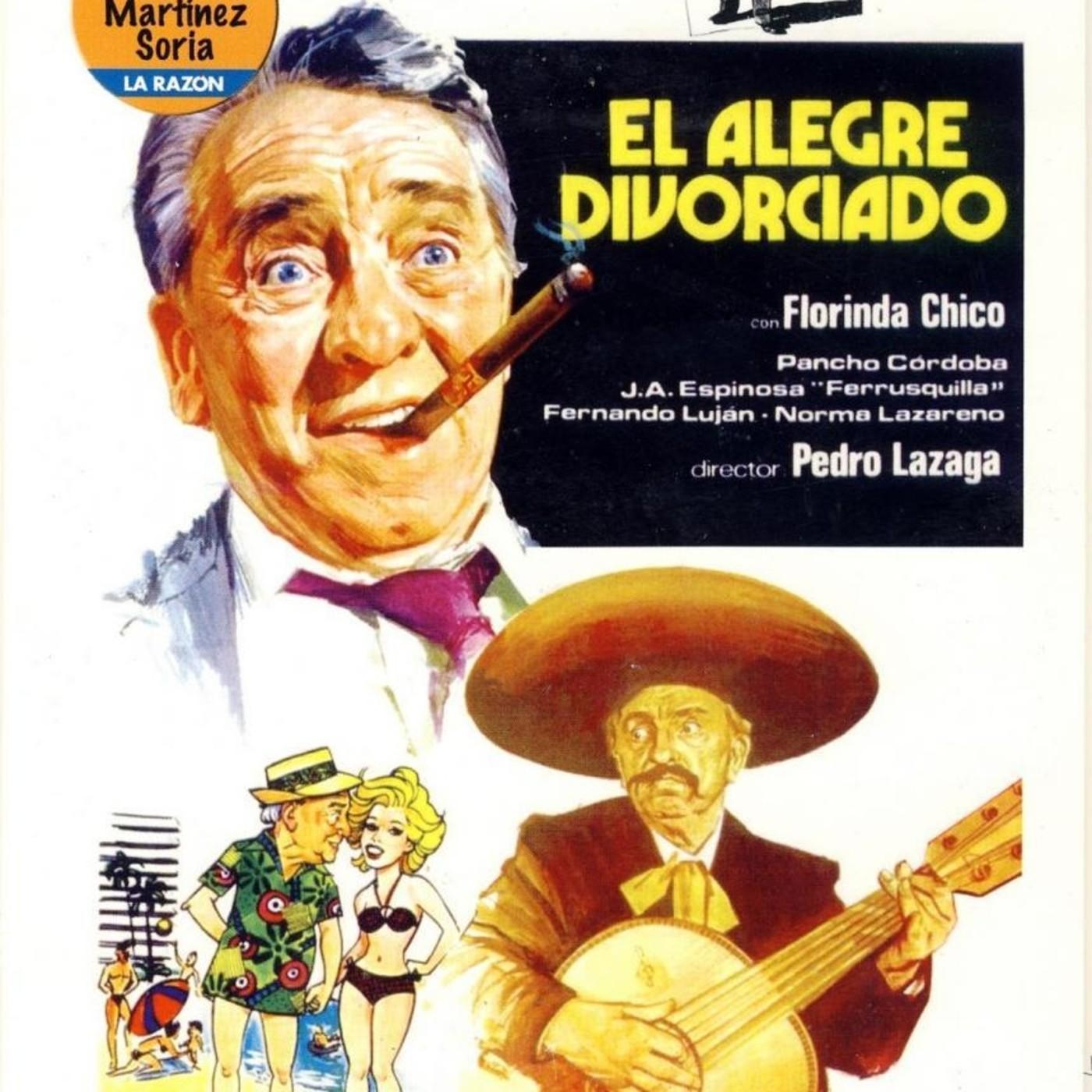 Cine de barrio - El alegre divorciado - RTVE.es