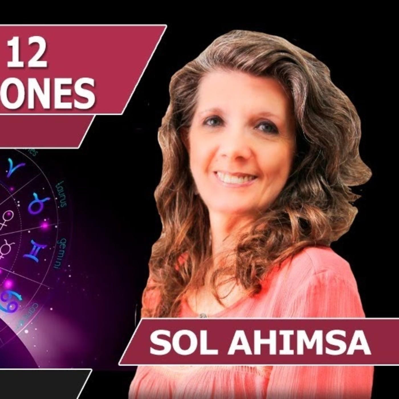 ASTROLOGIA ESTELAR: 12 SIGNOS Y 88 CONSTELACIONES con Sol Ahimsa. Capítulo 100