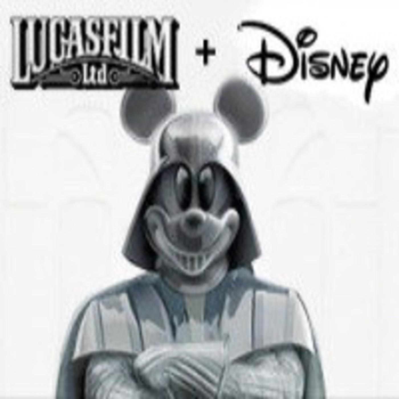 LODE 3x09 Lucasfilm + Disney, el gran debate: El Episodio VII según el Universo Expandido