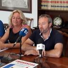 Corte de voz Lluís Camps actuación de Los Morancos
