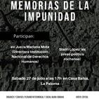 Programa 16 - Jueves 25 de Julio 2019
