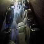 Supertormenta 2012, el infierno a nivel del mar