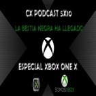 CX Podcast 5x10 I Especial Xbox One X