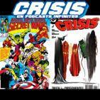 Crisis en Podcasts Infinitos #11. Crisis, guerra e identidades secretas.