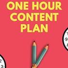 113 - El Plan De Contenidos de Marketing De Una Hora - Análisis Completo del Libro.