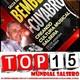TOP 15 MUNDIAL SALSERO, EMISION # 36 semana del 7 al 14 de Febrero de 2020. #Top15MundialSalsero