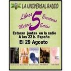 5 ESCRITORAS  Entrevistas en el saloncito coor: Miren E. Palacios
