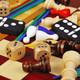 Historia de los juegos de mesa
