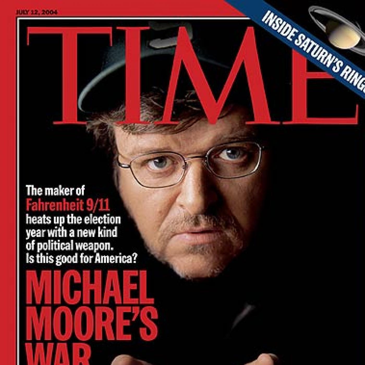 Miedo a los Blancos . Michael Moore. Lee Patricio Bañados