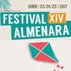 Programa especial del XIV Festival Almenara (2017)