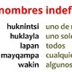 04 Pronombres indefinidos