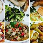 Una semana de mis comidas: ideas de desayuno, batidos, postres, estrategias, calorías y más