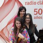 ELENA MIKHAILOVA en 50 ANIVERSARIO RADIO CLÁSICA de RNE- ENTRE JOTAS Y ZAPATEADOS