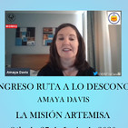 La mision Artemisa por Amaya Davis