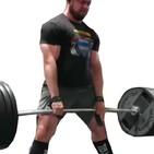 Ep116. Nutrición para una temporada completa de powerlifting. CON GONZALO ARIAS