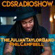 'CDS RadioShow' de Phil Campbell a The Julian Taylor Band