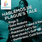 Hablemos de Plague's Tale | Pixelbits Podcasto