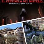 El Centinela del Misterio en el hotel Panorama Park, el hotel más embrujado de España. Terrorificas psicofonías!!!