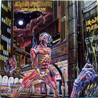 Iron Maiden ?– Somewhere In Time- 1986