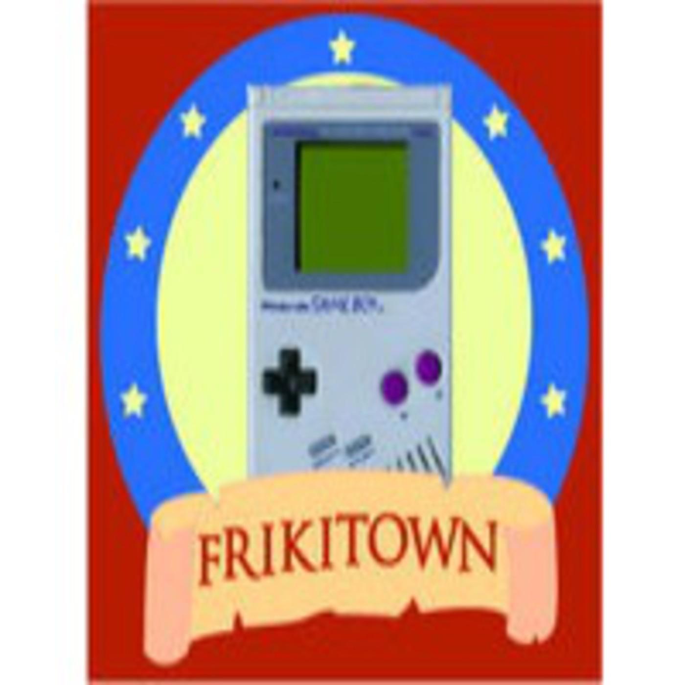 Afrikitown 1x16 Psviteando (Especial Portatiles: +30 años de portatiles e impresiones Psvita y 3ds)