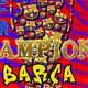 Champions barca 6 -fc barcelona 2 s.portugal 0