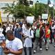 República Dominicana: Protestan contra examen único de competencias