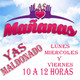 Las Mañanas con Yas Maldonado 19 de Abril de 2017