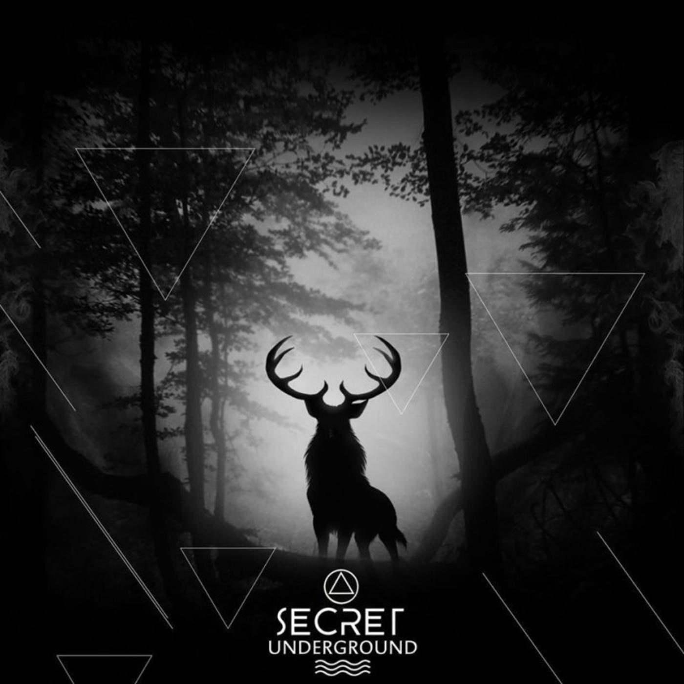 Nowa - Secret Underground Guest Mix ( #melodic #progressive #dark )