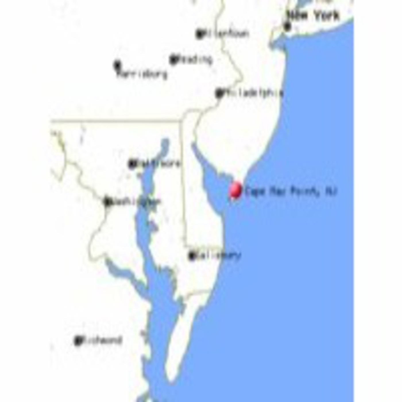 069 - El incidente de Cape May