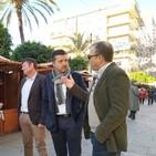 El Paseo Rosales acoge la Feria de Comercio del 8 al 11 de enero