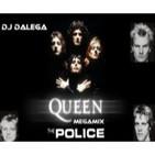 Dj Dalega - Queen Vs The Police - Megamix