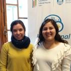 """Florencia Fernandez y Julieta Díaz - Minicurso """"Laboratorio Fabricación de Trituradora de plástico"""""""