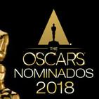 Nominados a los Premios Oscar 2018